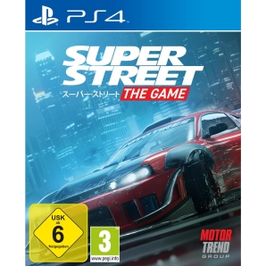 Super Street - The Game, Sony PS4