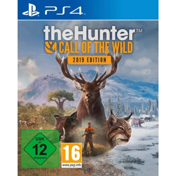 The Hunter - Call of the Wild - Edition 2019, Sony PS4