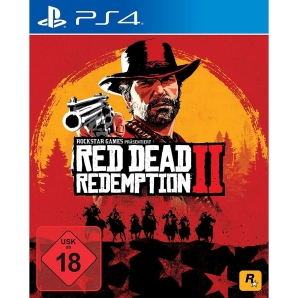Red Dead Redemption 2 Standard Edition, Sony PS4