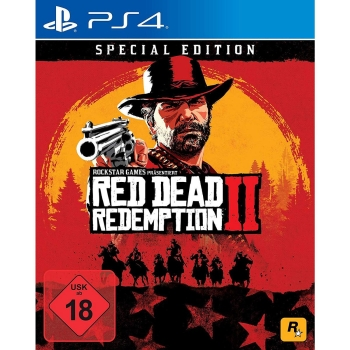 Red Dead Redemption 2 Special Edition, Sony PS4