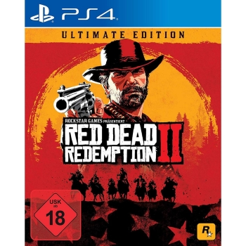 Red Dead Redemption 2 Ultimate Edition, Sony PS4
