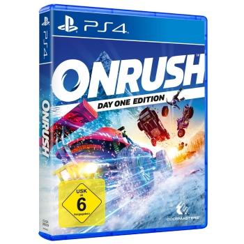 Onrush Day One Edition, Sony PS4