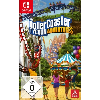 Rollercoaster Tycoon Adventures, Switch