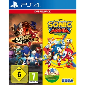 Sonic Forces + Sonic Mania Plus, Sony PS4