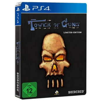 Tower of Guns Steelbook, Sony PS4