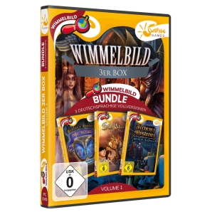 Wimmelbild 3er Box Volume 01, PC
