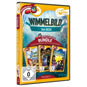 Wimmelbild 3er Box Volume 02, PC