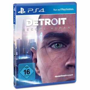 Detroit: Become Human, Sony PS4