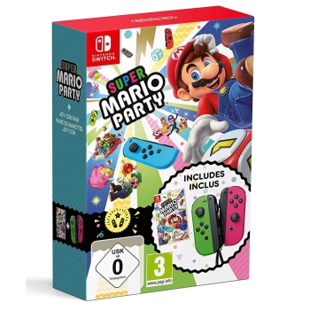 Super Mario Party + Joy-Con-Set, Switch