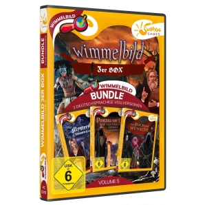 Wimmelbild 3er Box Volume 05, PC