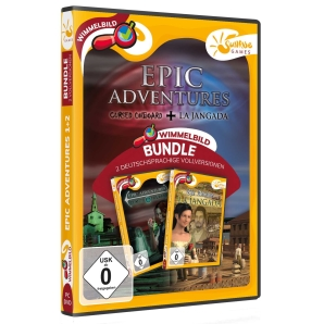 Epic Adventures 1+2, PC
