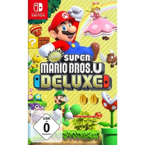 New Super Mario Bros. U Deluxe, Nintendo Switch
