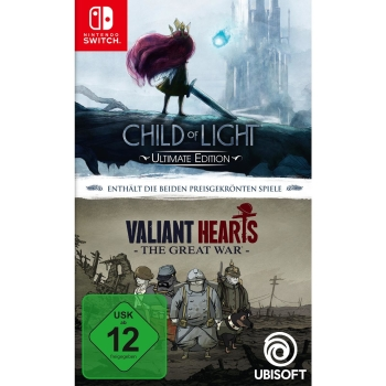 Child of Light + Valiant Heart Compilation, Switch