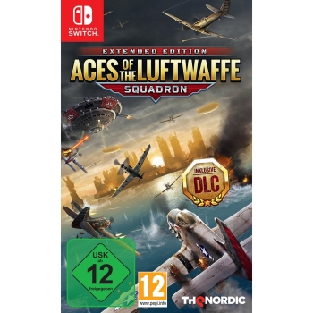 Aces of the Luftwaffe - Squadron Edition, Switch