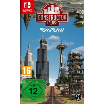 Constructor Plus, Switch