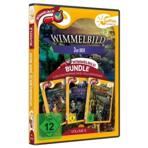 Wimmelbild 3er Box Volume 06, PC