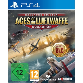 Aces of the Luftwaffe - Squadron Edition, Sony PS4