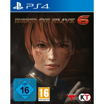 Dead or Alive 6, Sony PS4