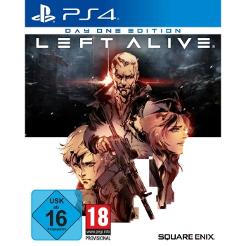 Left Alive Day One Edition, Sony PS4