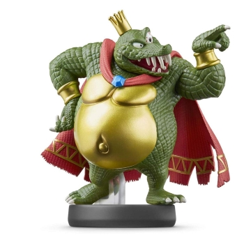 Nintendo amiibo Super Smash Bros Figur KING K. ROOL