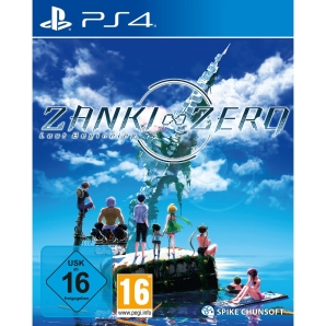 Zanki Zero: Last Beginning, Sony PS4