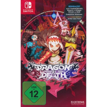 Dragon: Marked for Death, Switch