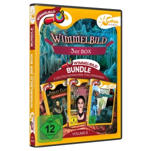 Wimmelbild 3er Box Volume 08, PC