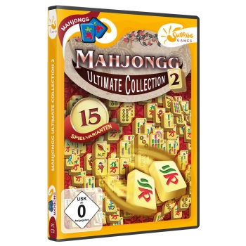 Mahjongg Ultimate Collection 2, PC