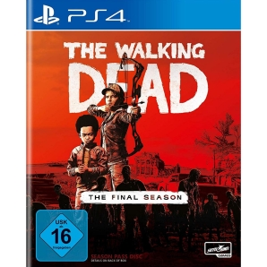 The Walking Dead - The Final Season, Sony PS4