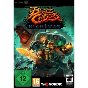 Battle Chasers: Nightwar, PC