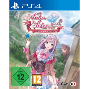 Atelier Lulua: The Scion of Arland, Sony PS4