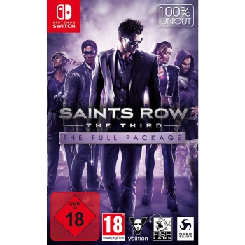 Saints Row: The Third - The Full Package, Switch