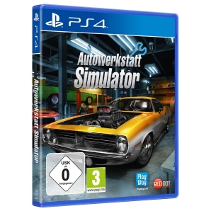 Autowerkstatt Simulator, Sony PS4