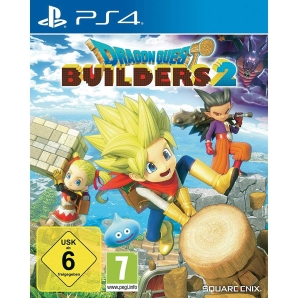 Dragon Quest Builders 2, Sony PS4