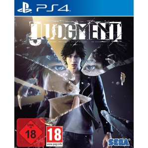 Judgment, Sony PS4
