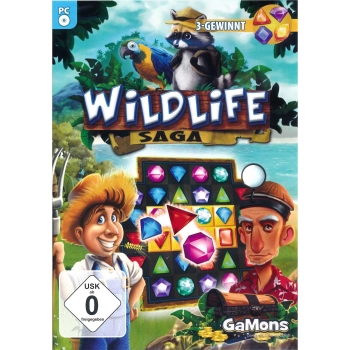 GaMons Wildlife Saga, PC