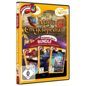 Magic Encyclopedia 1-3, PC