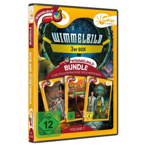 Wimmelbild 3er Box Volume 07, PC
