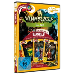 Wimmelbild 3er Box Volume 09, PC