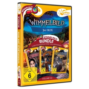 Wimmelbild 3er Box Volume 10, PC