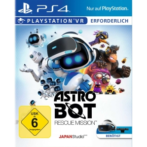 Astro Bot Rescue Mission, Sony PS4