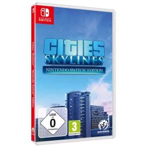 Cities: Skylines, Switch