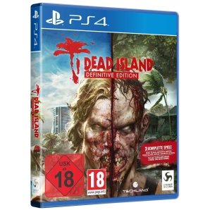 Dead Island Definitive Edition Collection, Sony PS4