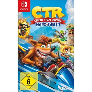 Crash Team Racing Nitro-Fueled, Switch