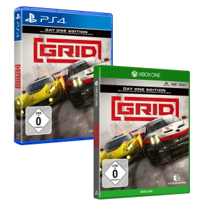 GRID Day One Edition, PS4/Xbox One