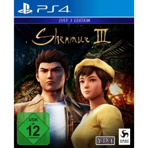 Shenmue III 3 Day One Edition, Sony PS4