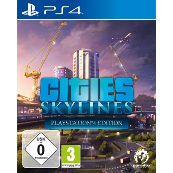 Cities: Skylines, Sony PS4