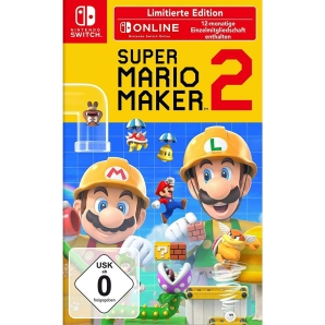Super Mario Maker 2 Limited Edition, Switch