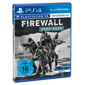 Firewall: Zero Hour, Sony PS4