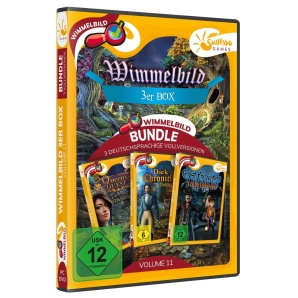 Wimmelbild 3er Box Volume 11, PC